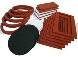 硅胶海绵垫